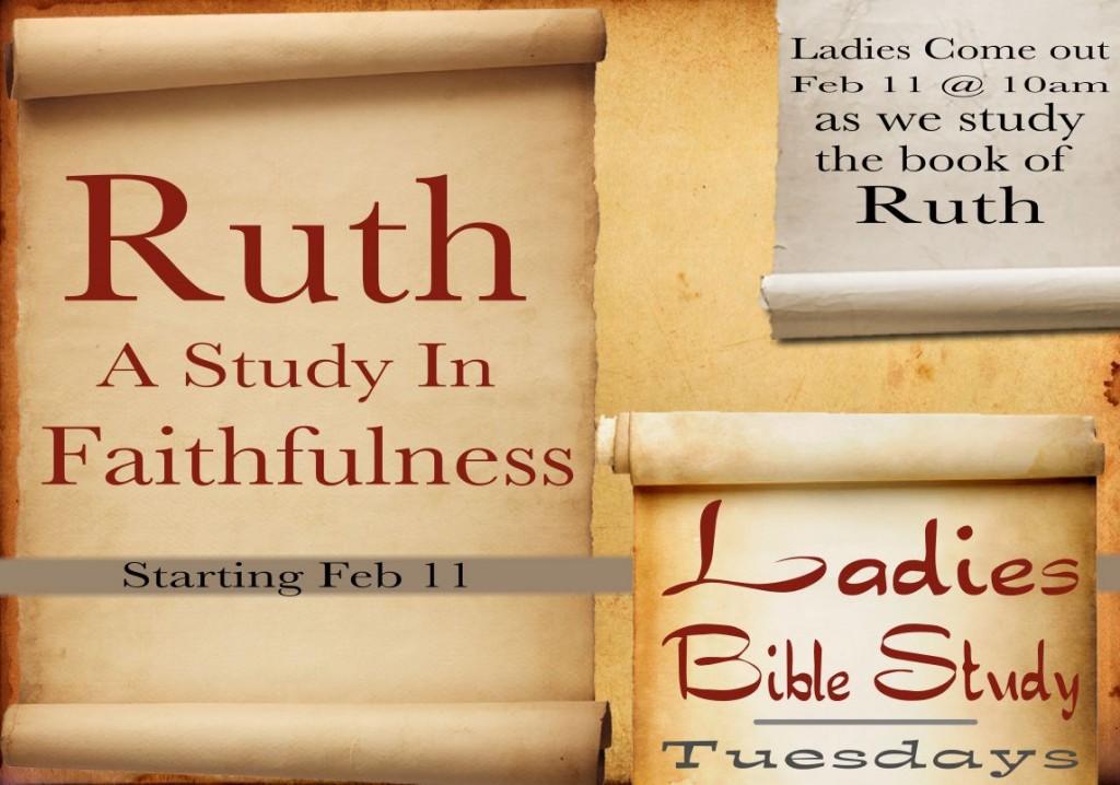 Chauvin Gospel Centre » Ladies Ministry!
